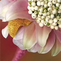 ::Majestic bridal bouquet – glamelia